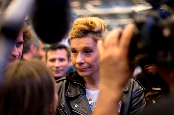 Frigide Barjot, soutien de François Fillon