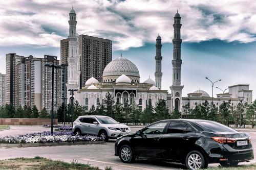 Mosquée Hazret Sultan